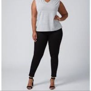 Lane Bryant Super stretch skinny jeans